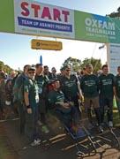 Melbourne Oxfam Trailwalker