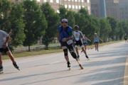 Disabled-competitors-in-half-marathon-event