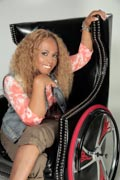 Woman-in-wheelchair-in-studio-session