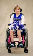 Studio-shot-of-cheerleader-in-wheelchair