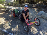 A-group-of-people-on-three-day-wilderness-hike-with-handcycle