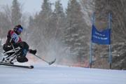 Alpine-ski-racing
