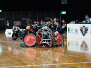 2017-GIO-Wheelchair-RugbyNational-Championship-AndGio-2018-IWRF-Wheelchair-Rugby-WorldChampionship-Official-Test-Event---Queensland-vs-Japan-disabilitysportsaustralia-wheelchairrugbyau